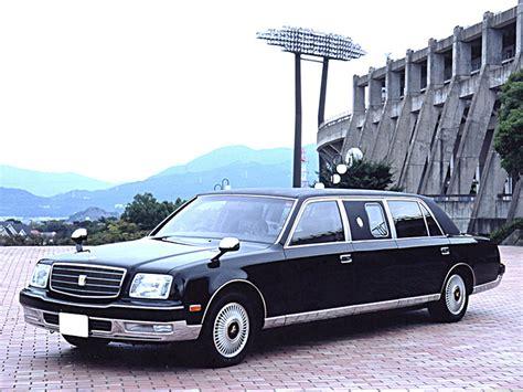 Trg Toyota Century Limousine 1997 Design Interior Exterior