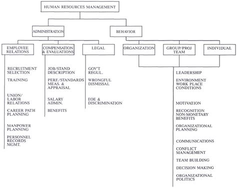 human resource plan template pmbok human resources management