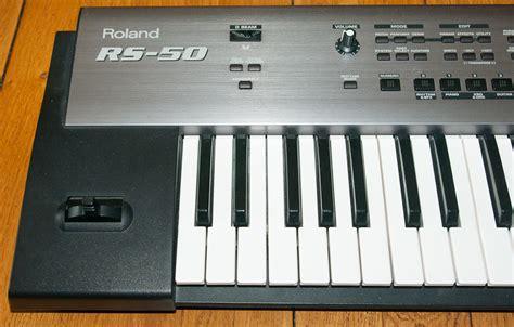 Keyboard Roland Rs 50 Roland Rs 50 Image 791868 Audiofanzine
