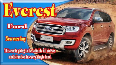 ford everest facelift 2018 2018 ford everest 2018 ford everest usa 2018 ford