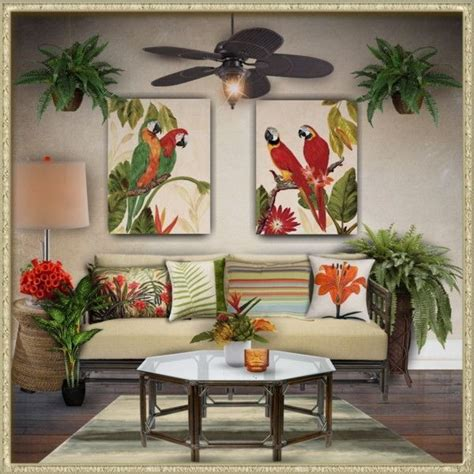 tropical decor home tropical home decor my home