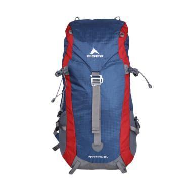Eiger Jrp Wp 4 4 L Waist Bag Black jual tas eiger branded berkualitas harga menarik