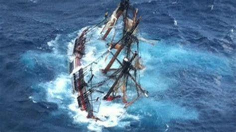 Hms Bounty Sinking hms bounty sinking images