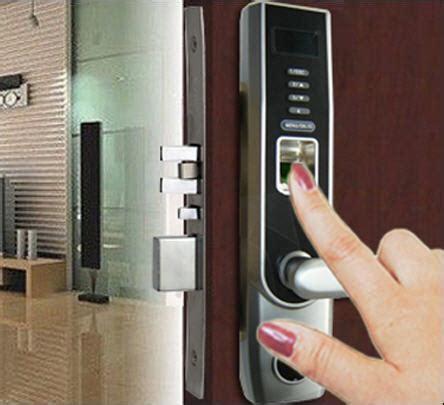 Mesin Absensi Sidik Jari Nideka Akses Door T 28 Tcua l5000 fingerprint door lock with oled display fingerprint door lock hotel lock