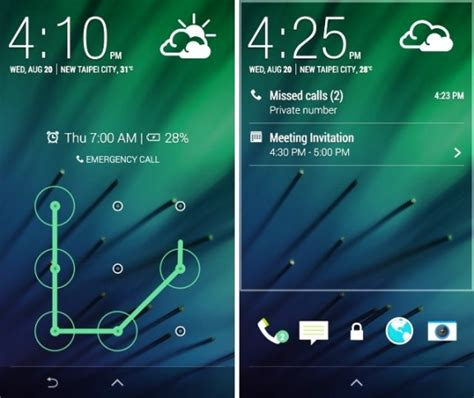 htc lock screen apk htc sense 6 lock screen app apk techdiscussion downloads