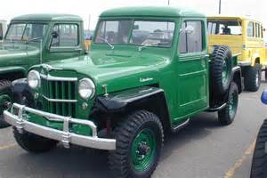 1957 Willys Jeep 1957 Willys Information And Photos Momentcar