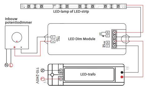 dimmen led verlichting aansluiten 0 10v led dimmer de beste manier van led dimmen