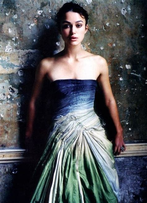 Vanity Fair Definition by Keira Knightley The Temperature Of This Portrait
