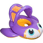 swimways sun canopy baby boat river tubes pool floats best price guarantee at dick s