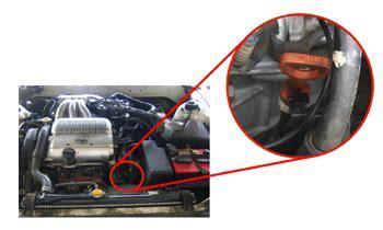 2000 chevy malibu transmission fluid dipstick location