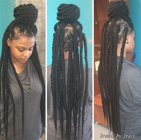 nice braid pattern via narahairbraiding http 16 best images about jumbo braid on pinterest ghana