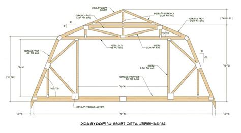 Barn Style Home Plans gambrel roof architecture photos