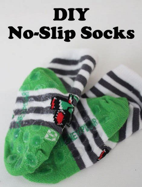 diy non slip shoes diy no slip socks diy gift world