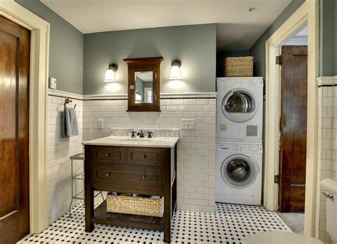 bathroom laundry room ideas laundry room bathroom 18 storage ideas for small spaces