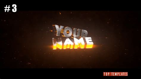 intro template top intro templates blender intro template 6