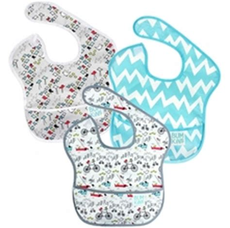 Boogy Baby Pipi Burping Cloth 3 Pack Raindrop bibs burp cloths
