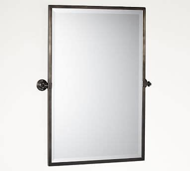 kensington pivot mirror extra large wide rectangle satin 17 best images about decor pillows gt wall mirrors on