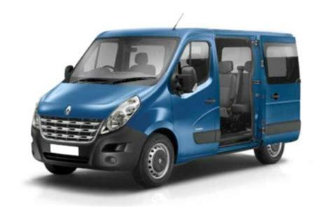 renault master 9 seat combi minibus sales discounts