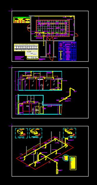 electrical installation dwg block  autocad designs cad