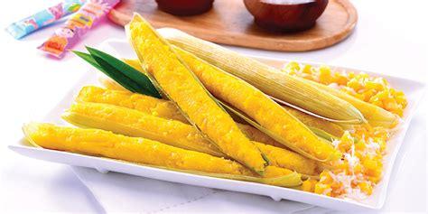 lepet jagung resep gulaku