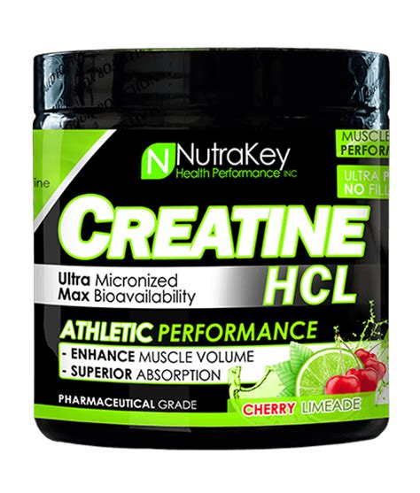 creatine no water retention creatine hcl nutrakey health performance