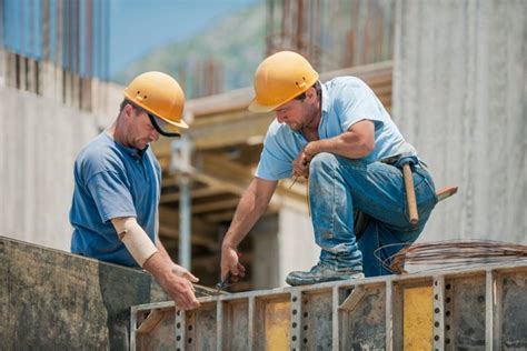 construction workers haircut construction firms add 23 000 employees in september