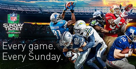 Direct Tv Nfl Sunday Ticket by Nfl Sunday Ticket Consumerist