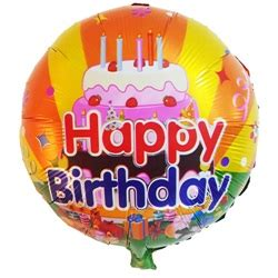 Balon Happy Birthday Mickey Mouse 22094 pastal箟 happy birthday folyo balon