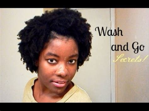 wash and go on 4b natural hair the secret to the perfect 4c wash and go neatsecrets