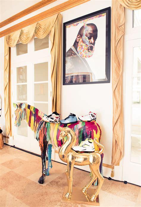 A Look inside Rick Ross's Sneaker Closet
