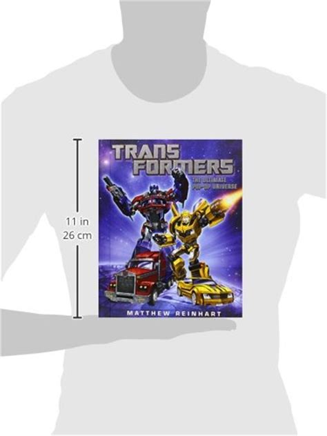 libro transformers the ultimate pop libro transformers the ultimate pop up universe di matthew reinhart