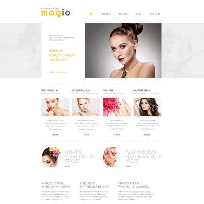 beauty salon website template 45839 beauty salon website templates