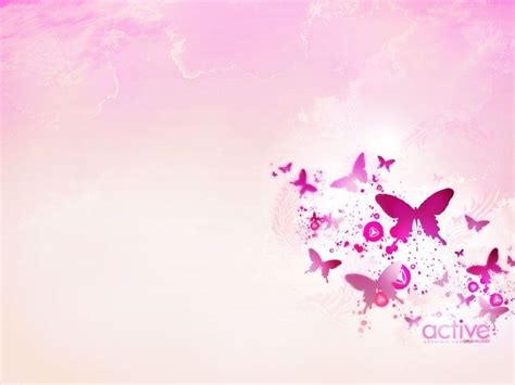 appassionata pink facebook theme skin full ver pc game pink butterfly backgrounds wallpaper cave
