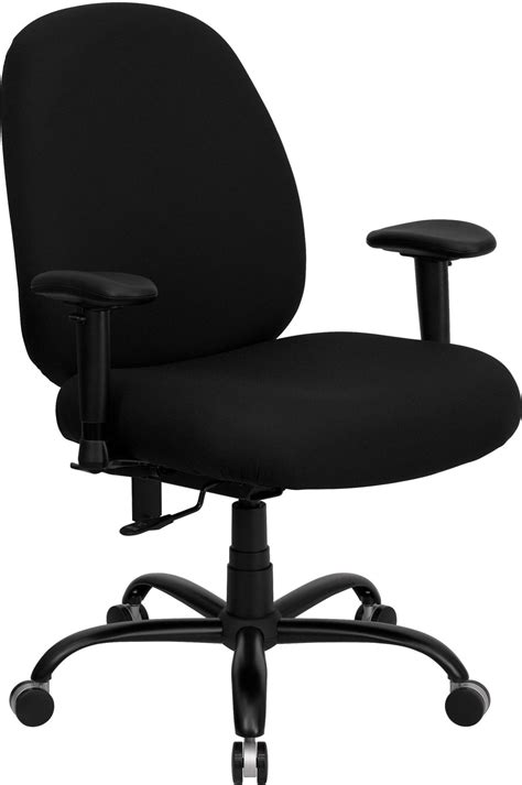 500 lb capacity office chair hercules 500 lb capacity big and black office chair