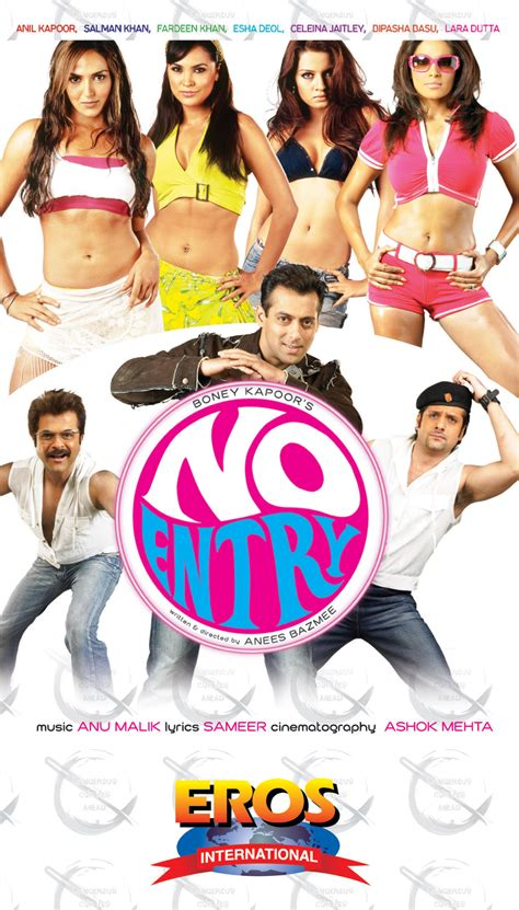 Watch No Entry 2005 Full Movie No Entry 2005 Anees Bazmee Cast And Crew Allmovie