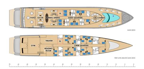 Floor Plan Search Engine by Related Keywords Amp Suggestions For Octopus Yacht Deck Plan