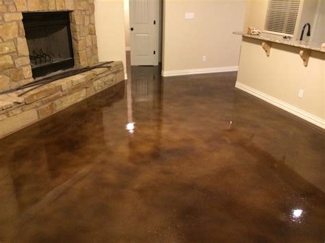 Interior Concrete Stain by 17 Best Images About Interior Concrete Staining On Decorative Concrete Stains And
