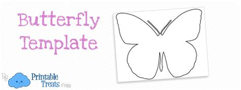 large butterfly template printable large printable butterfly template