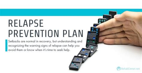 Relapse Right After Detox by Relapse Prevention Plan