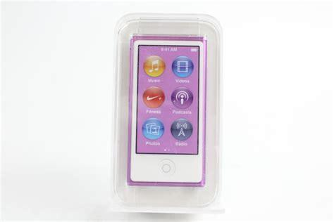 Ipod Nano 7th apple ipod nano 7th 16gb property room