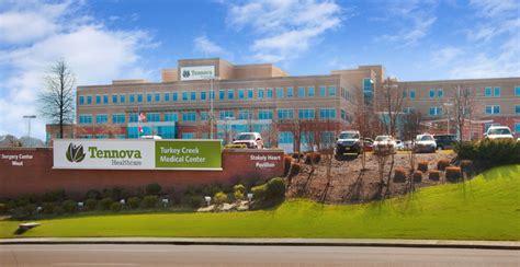 tennova emergency room about turkey creek center tennova healthcare tennessee