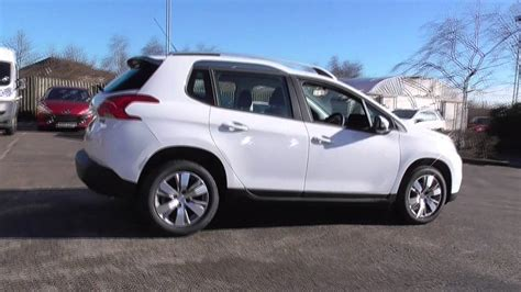 peugeot crossover 2008 peugeot 2008 crossover active 1 6 bluehdi 100 u18401