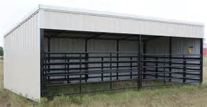 g shed cattle run in shed plans