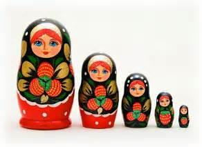 Babushka matryoshka set of 3 russian nesting dolls pdf