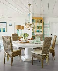 Coastal Living Dining Rooms by Beautifully Seaside Formerly Chic Coastal Living Beach