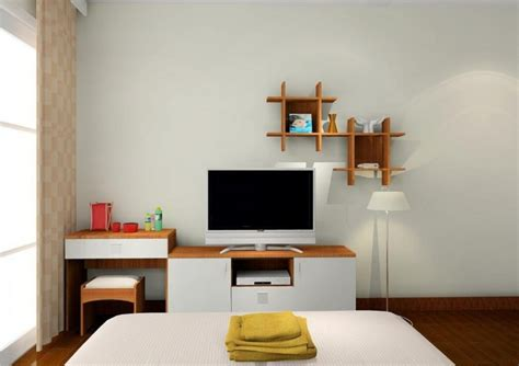 bedroom design with lcd tv bedroom tv cabinet and panel 3d house