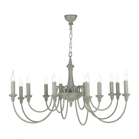 large traditional 12 light ceiling chandelier in neutral