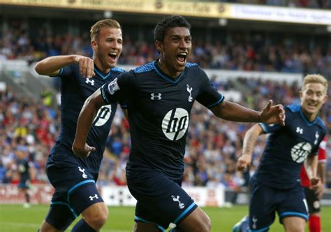 how paulinho went from tottenham reject to reported chelsea agree terms in signing tottenham midfielder