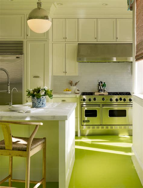 painted kitchen floors designer kitchen with painted floors simplified bee