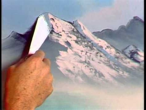 bob ross painting mountains episode best 20 bob ross ideas on bob ross paintings